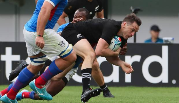 All Blacks v Wales: New Zealand make multiple changes for Rugby World Cup third-fourth playoff