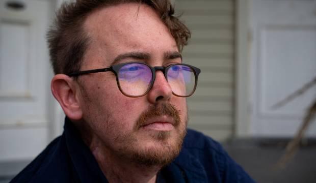 Radio personality Michael Kooge says unfunded drug has shrunk his brain tumour
