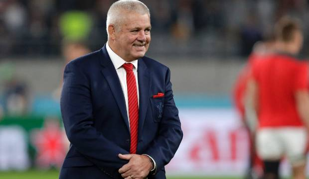 Warren Gatland reiterates desire to coach the All Blacks after not applying this year