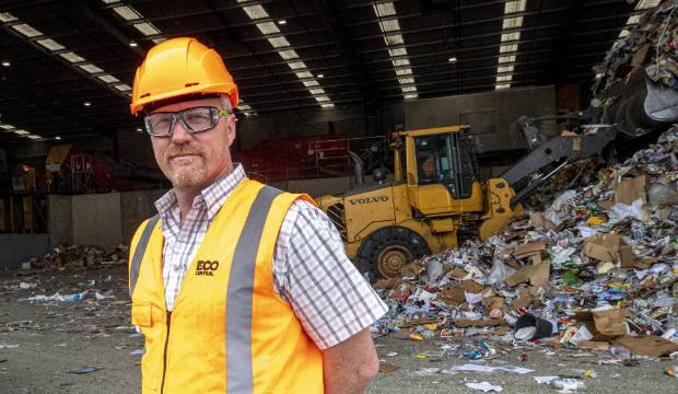 Thousands of tonnes of recycling are sent abroad every year - could we fight the war on waste here?