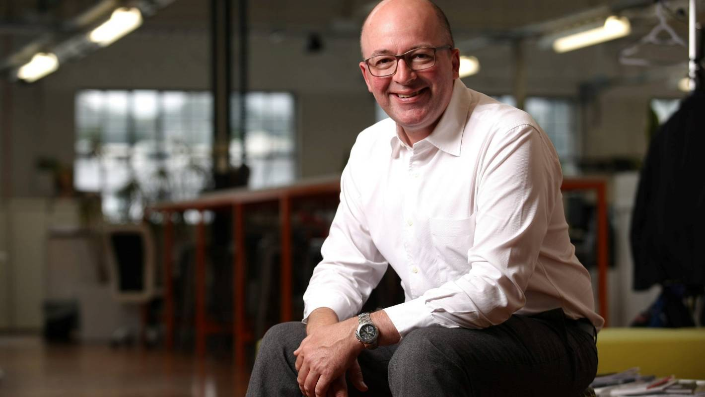 The Kiwi startup king: Andy Hamilton on 18 years of failures, and success - Stuff.co.nz