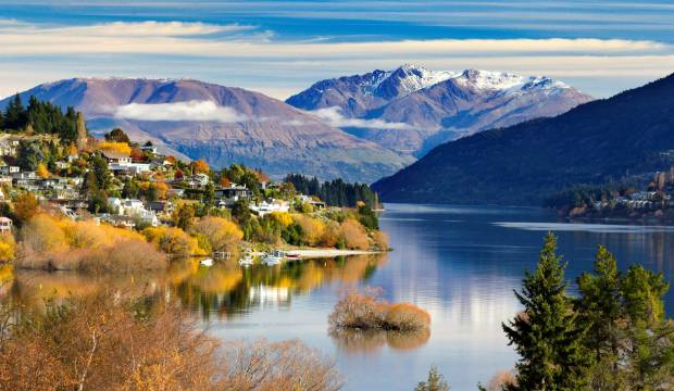 Queenstown: Single New Zealand town makes 'most beautiful cities' list