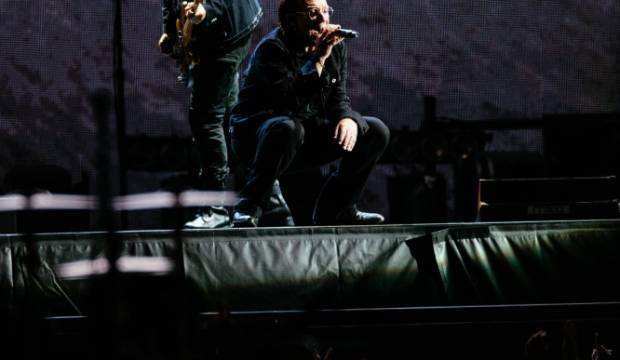 U2 in Auckland: Just four geniuses making noise to a stadium of happy fans