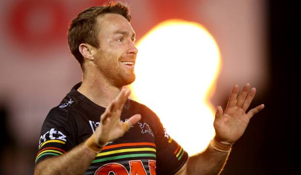 James Maloney: Former Warriors star's condom gaffe splits the sides of French locals