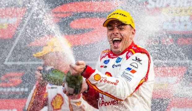 Kiwi Supercars champion Scott McLaughlin slams 'toxic' race culture after title triumph