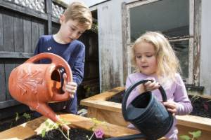 Gardening can be an incredible process for kids to be involved in, helping build independence and self-efficacy, ...