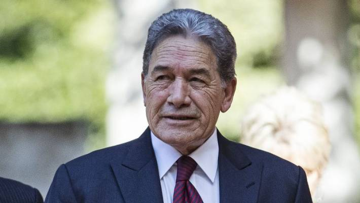 "The Whangārei port move is ""shamelessly"" the work of NZ First deputy Winston Peters and his colleague Shane Jones, writes Duncan Garner."