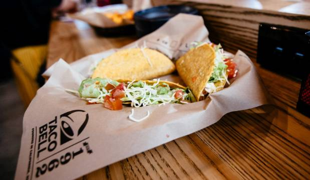 Taco Bell: We are getting the name but probably not the cultural experience