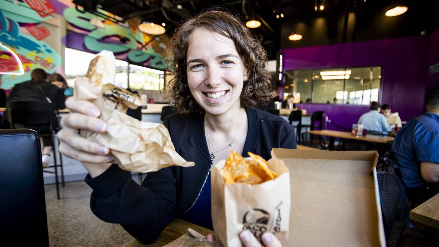 Taco Bell: It's a burrito, but not as you know it