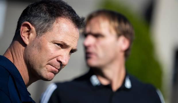Super Rugby: Blues coach Leon MacDonald rules himself out of ABs consideration