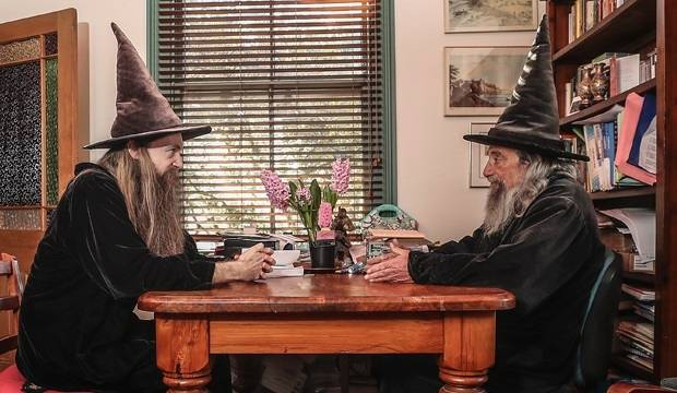 Christchurch musician Ari Freeman is a real life wizard who wants to help you rediscover magic