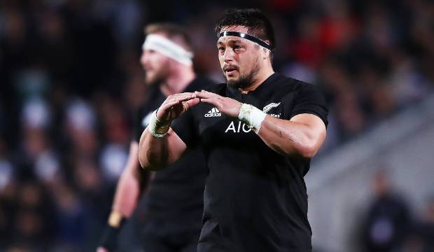 Super Rugby: Former All Black Kane Hames hopes to play again after concussion