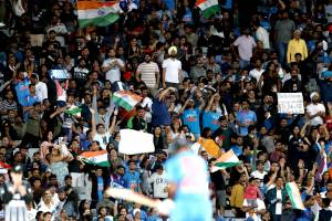 Hordes of Indian support will boost crowds in New Zealand in the coming weeks.