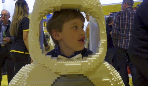 KEA Kids News: New Zealand's first Lego store opens