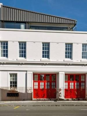 The final Block auction has taken place: the basement flat in the Kingsland firehouse has gone under the hammer.
