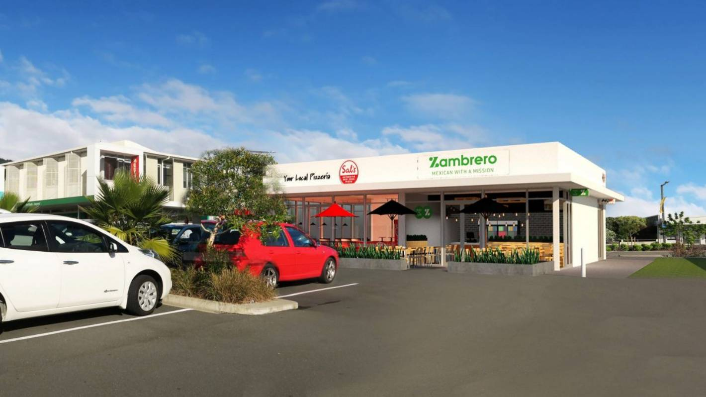 Trio of restaurants on menu for new Gibbons building at Richmond, near Nelson - Stuff.co.nz