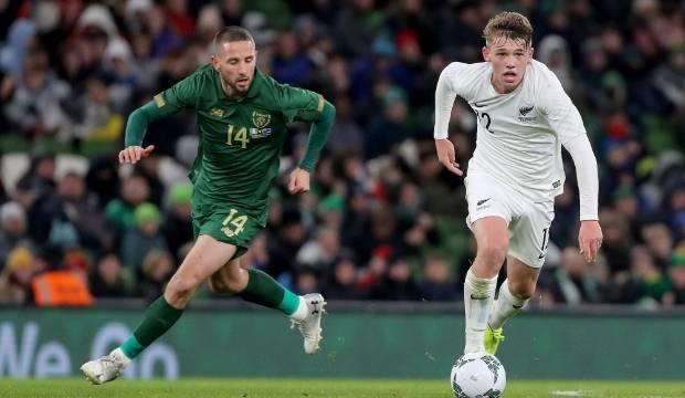 Wellington Phoenix want All Whites scorer Callum McCowatt held back for Lithuania