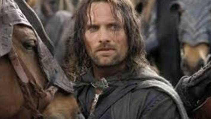Craggy faces and lots of hair - those are some of the features BGT is looking for. Viggo Mortensen played Aragorn in the LOTR movies.