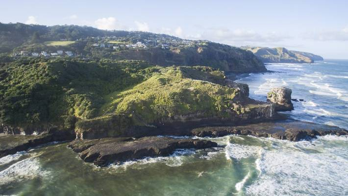 Auckland's wild west coast beaches, such as Muriwai, will be perfect locations for LOTR. Several Hollywood productions have been shot at Kumeu Film Studios.