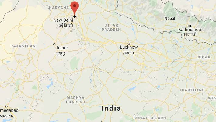 Show Me A Map Of New Zealand.New Zealand Woman Dies In Hotel In New Delhi India Stuff