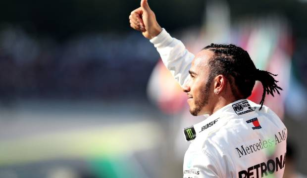 Lewis Hamilton has surpassed Michael Schumacher as Formula One's finest