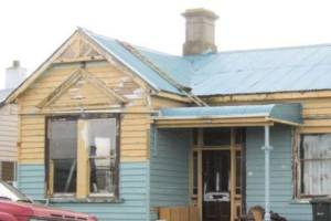 The landlords of this Invercargill property have been fined for breaches of the law.