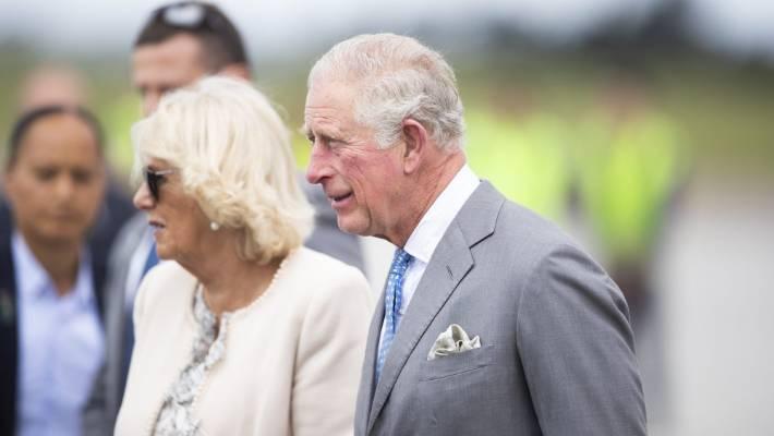 Image result for prince charles nz visit 2019