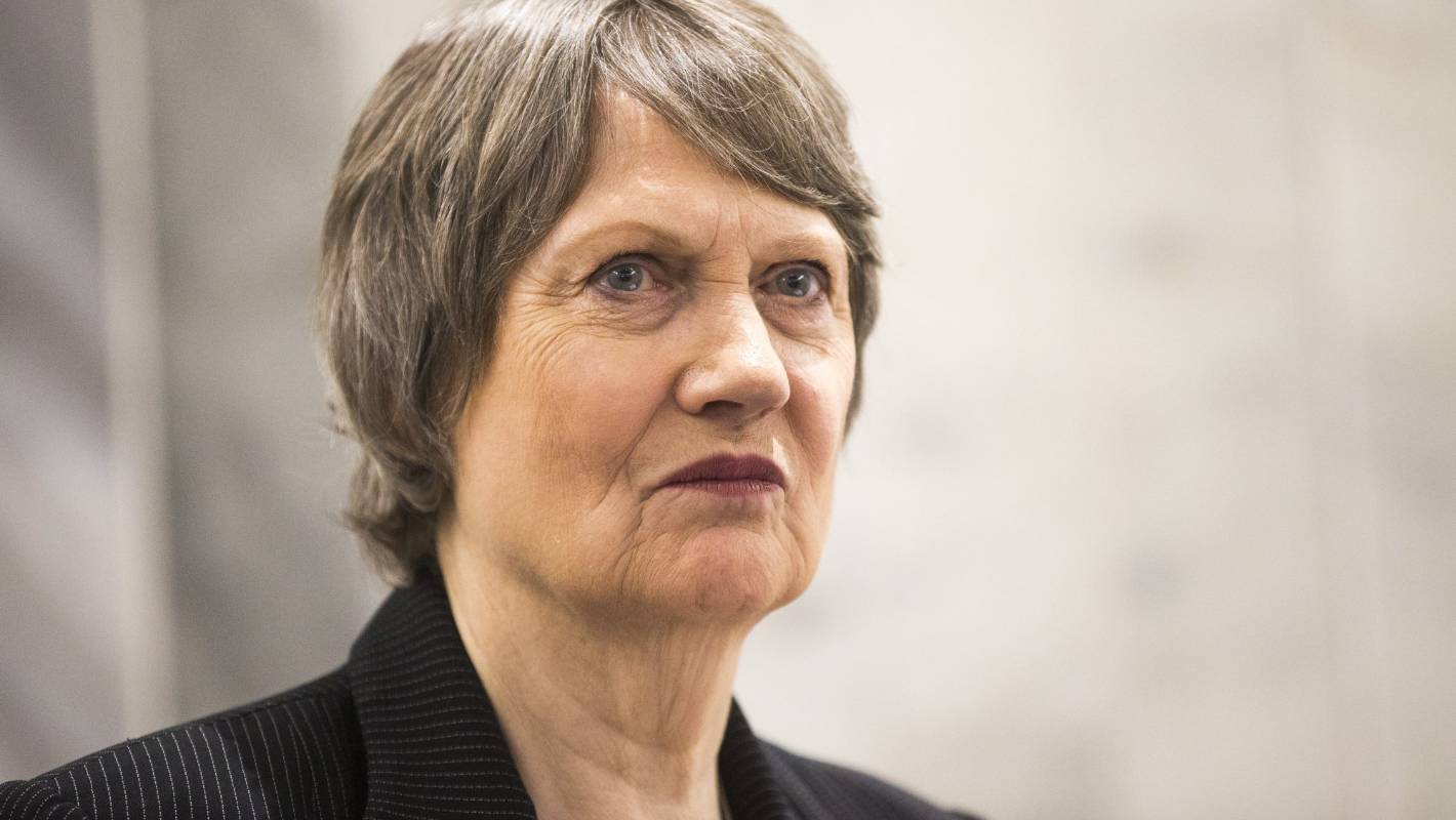 Helen Clark: Deadly unexploded ordnance left on firing ranges used by NZ 'reprehensible'