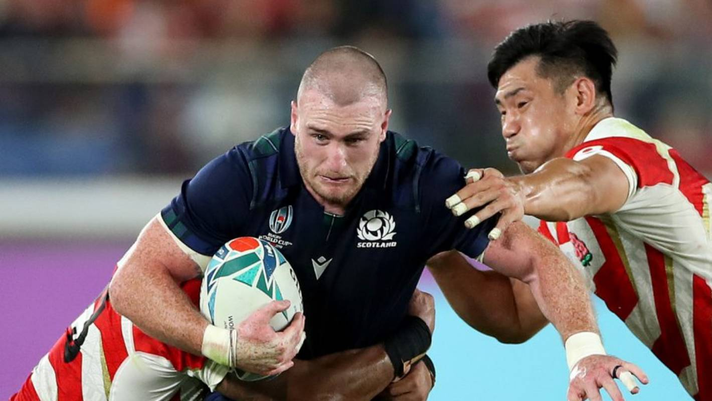 Stuart Hogg lambasts Sonny Bill Williams for not caring about Rugby World Cup exit - Stuff.co.nz