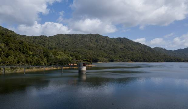 Public get first-ever look at south Auckland's Hūnua Range dam