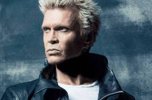 Rebel Yell and White Wedding singer Billy Idol is to return to New Zealand in January 2020.
