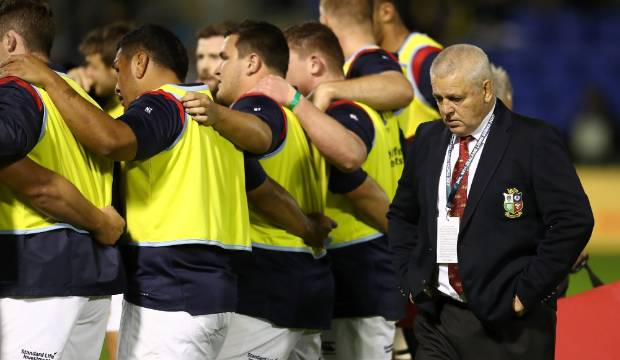 Warren Gatland's plea to English clubs after 'horrendous' preparation with Lions in NZ