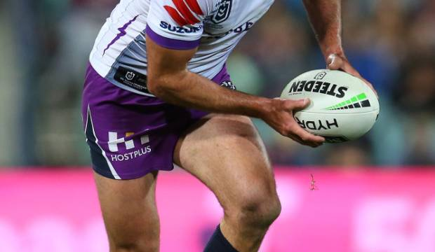 Cameron Smith in line for shock switch to halfback for Melbourne Storm in NRL