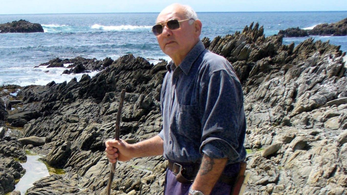 George Hough: Chatham Islands undertaker was a local identity and natural raconteur