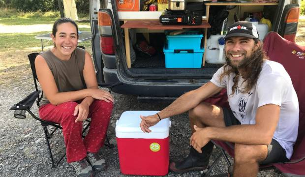 Freedom camping to put the squeeze on Kiwi holiday hotspots