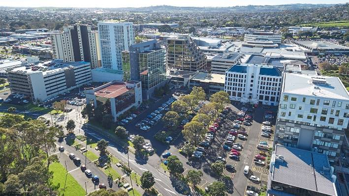 "Fuhr says another 1000 residents are needed in Manukau central before it becomes a ""24/7 town centre""."