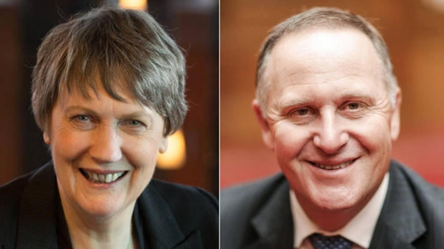 Auckland port move: Helen Clark and John Key back Northport initiative