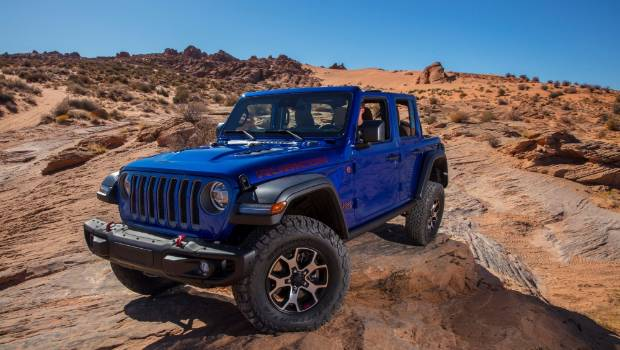 Road Test Review Jeep Wrangler Unlimited Jl Overland Stuff Co Nz