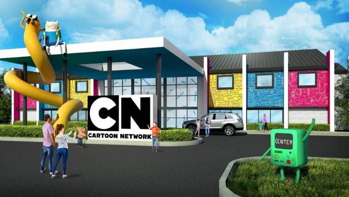 First Look At Cartoon Network Hotel Stuff Co Nz