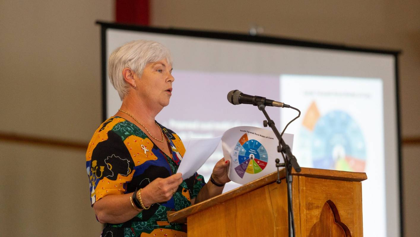 New South Taranaki Healthcare Plan Revealed As Health -4248
