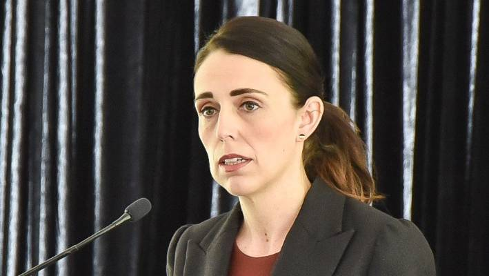 "Prime Minister Jacinda Ardern told Erebus families: ""We will never know your grief, but I know the time has come to say I am sorry."""