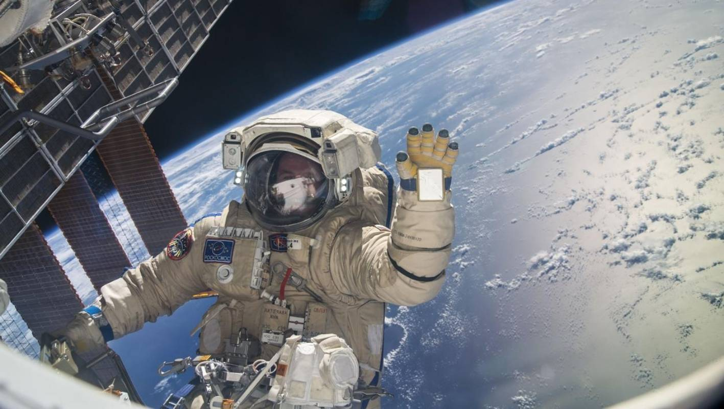 The best photos ever taken from the International Space Station