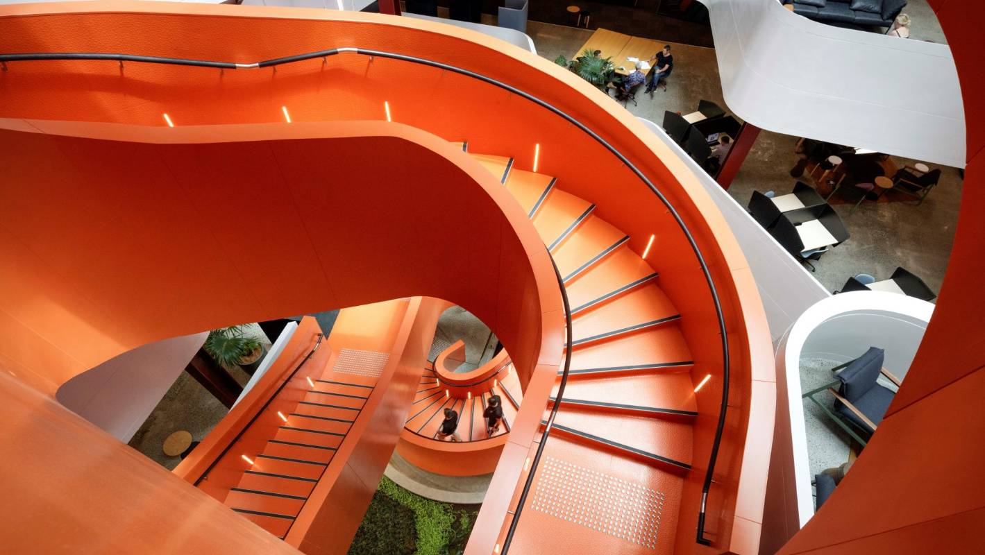 Image result for smales farm spiral staircase