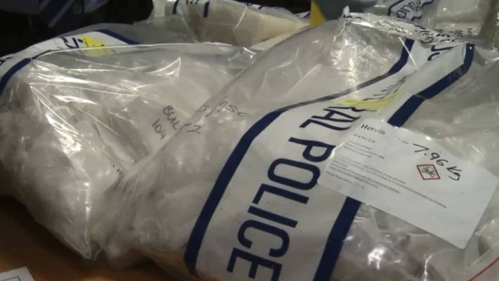 The Aussie drug haul is believed to be worth more than a billion dollars.