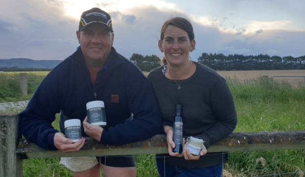 Traditional farming family launches hemp seed oil business