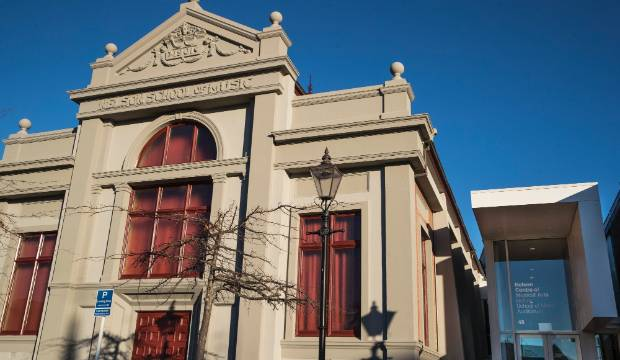 Nelson School of Musical Arts restoration recognised by UNESCO