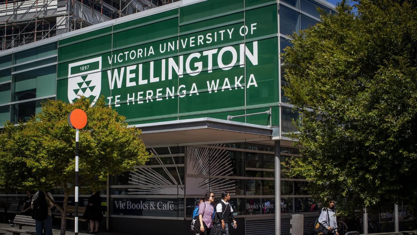 Wellington Graduate Award at Victoria University of Wellington, New Zealand
