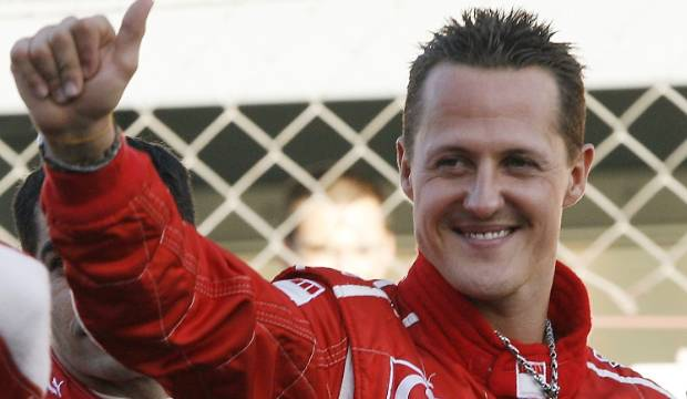 Rubens Barrichello reveals the tough side to being Michael Schumacher's Ferrari team mate