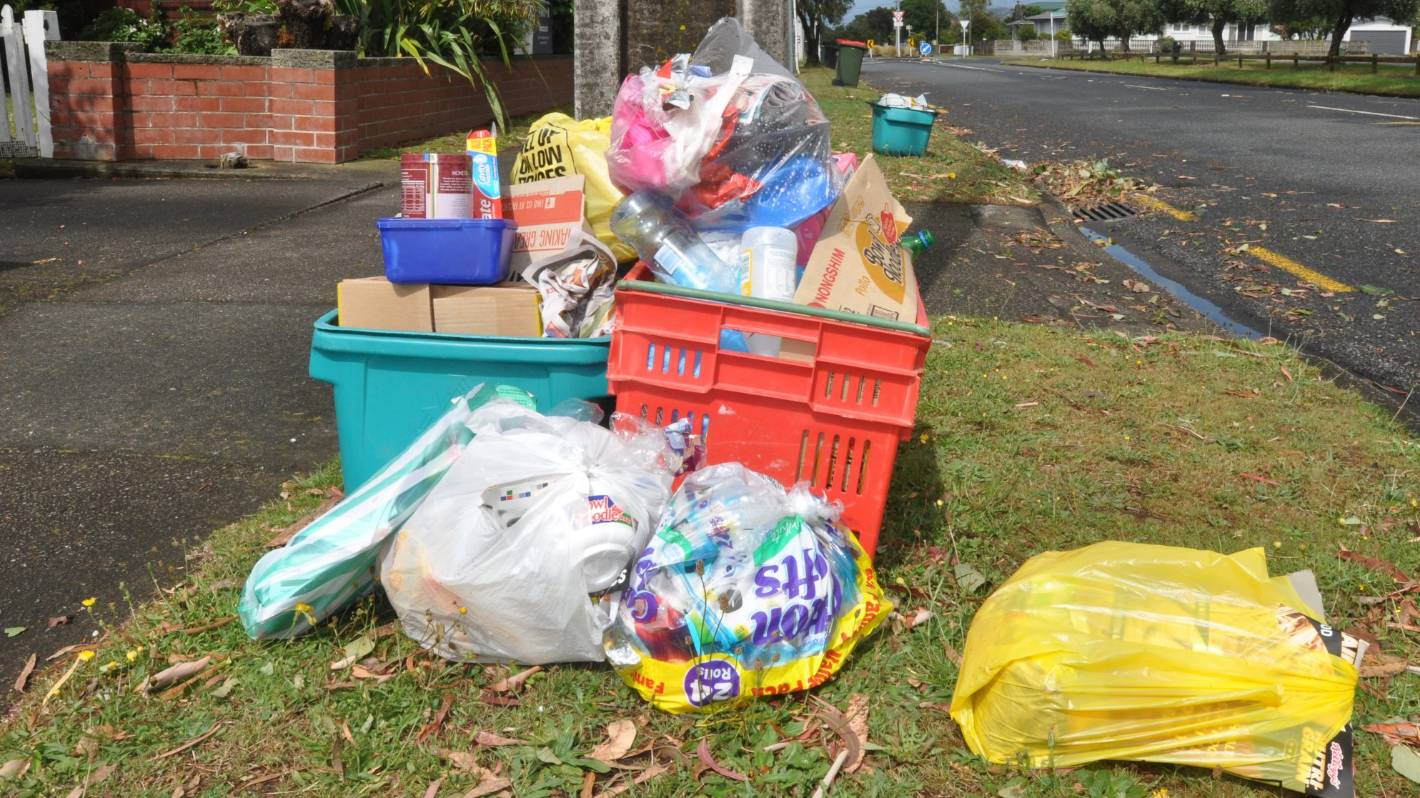Lower Hutt recycling system revamp proposed to reduce landfill waste