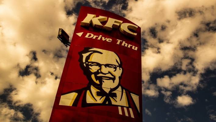 Nick Batistich, 22, was called to a disciplinary meeting just before Christmas and told he faced possible dismissal for a Facebook post which was heavily critical of KFC's parent company, Restaurant Brands.